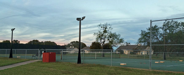 Trailwood Tennis Court